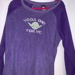 Star Wars yoda sweater
